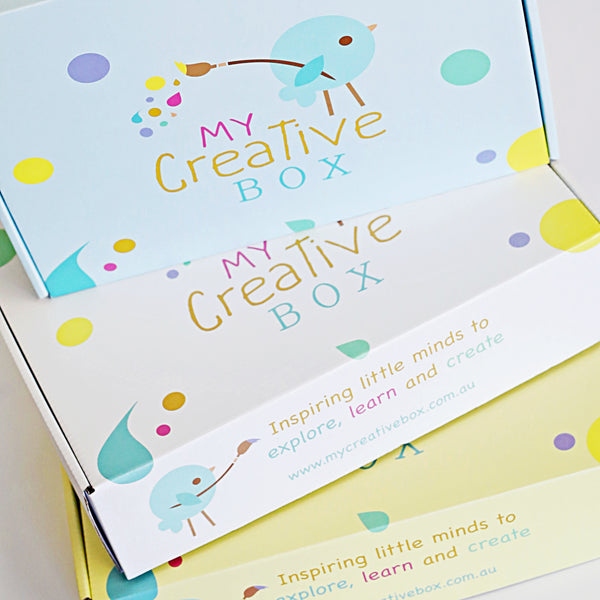 The Creative Box Subscription (Monthly) - My Creative Box
