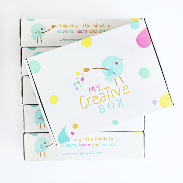 My Creative Box | Little Learners 6 Box Bundle - My Creative Box