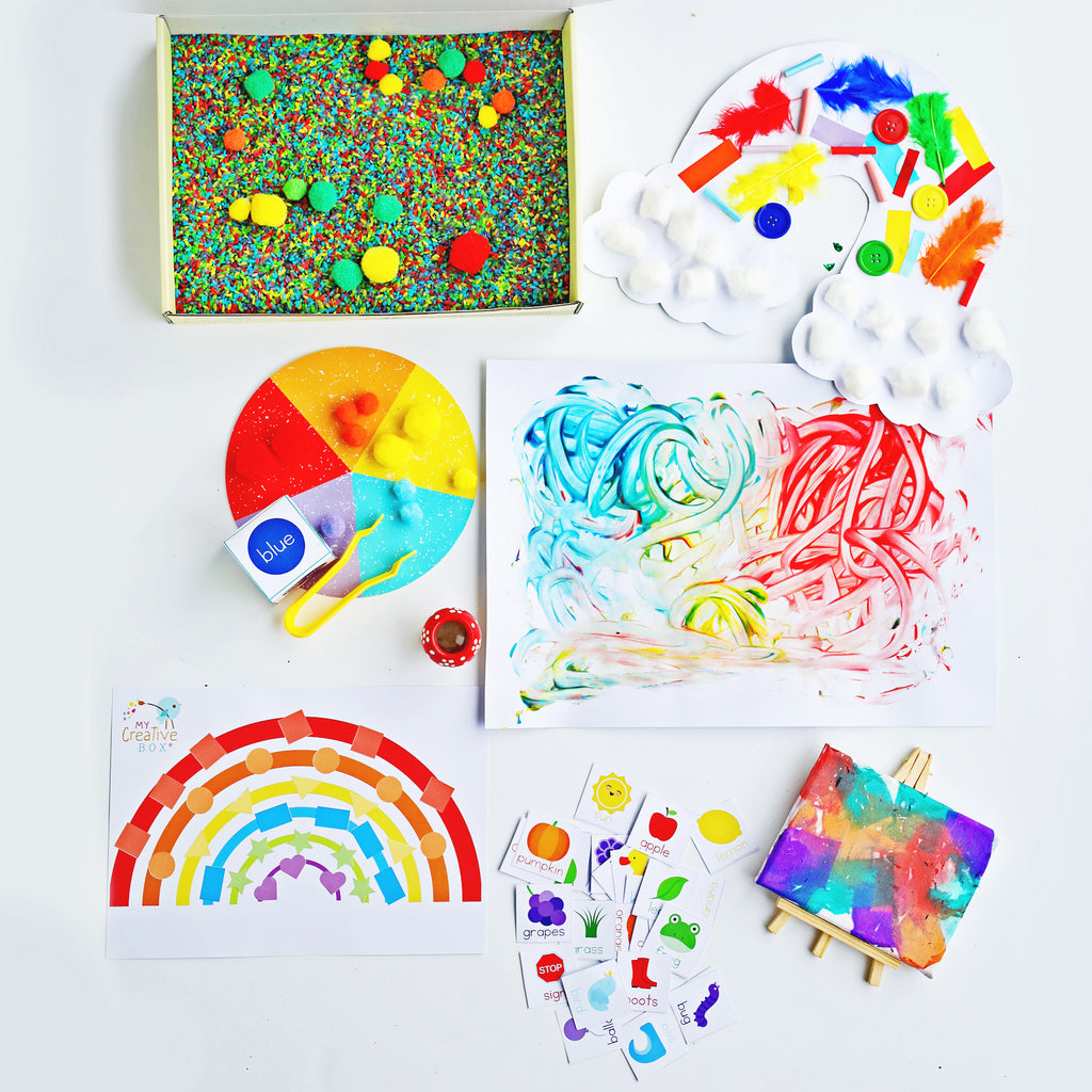 Mini Explorers | Artists 3 Box Bundle - My Creative Box
