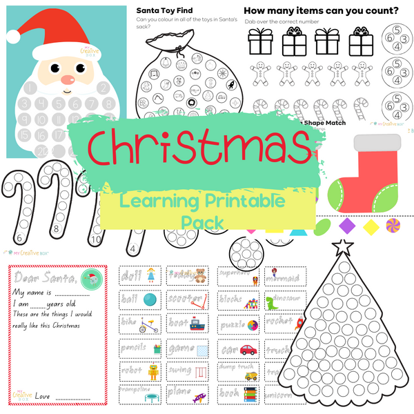 Christmas Digital Learning Pack