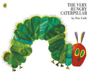 The Very Hungry Caterpillar by Eric Carle - My Creative Box