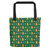 Corgis and Coffee Corgi Tote Bag