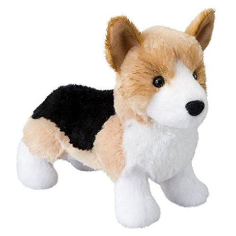 Shorty Tricorgi Plush