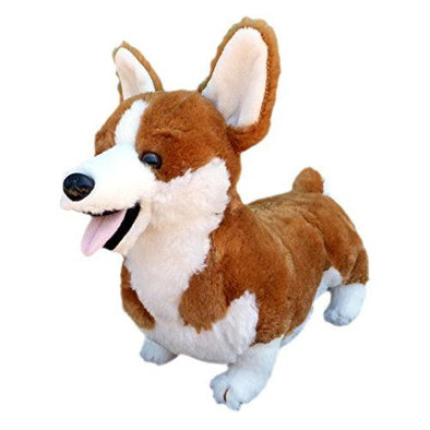 Cory the Farting Corgi Dog Plush Toy