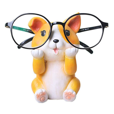 Corgi Glasses Holder