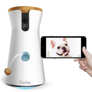 Furbo: Dog Treat Tossing Webcam