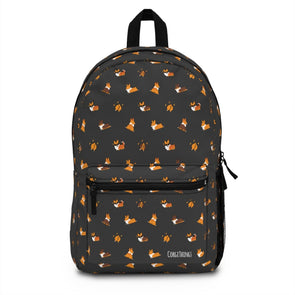 "NEW! ""Cool Corgis"" Backpack"