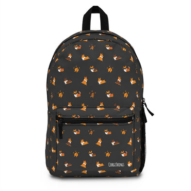 """Cool Corgis"" Backpack"