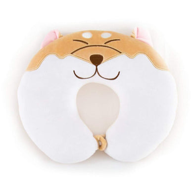 Nayothecorgi Corgi U Shape Travel Neck Pillow