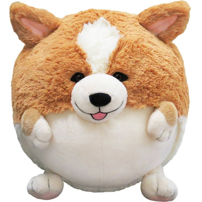 "Squishable 15"" Corgi Plush"