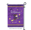 "NEW! ""Bewitched Corgi"" Garden Flag 