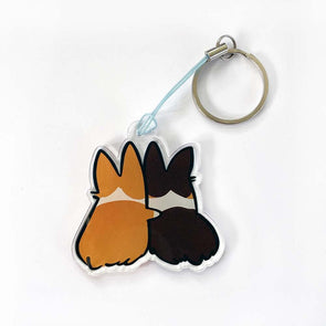 "NEW! ""Best Furiends Furever"" Corgi Charm"