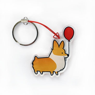 """Corgi Things"" Corgi Charm"