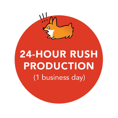 24-Hour Rush Production