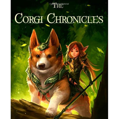 The Corgi Chronicles by Laura Madsen