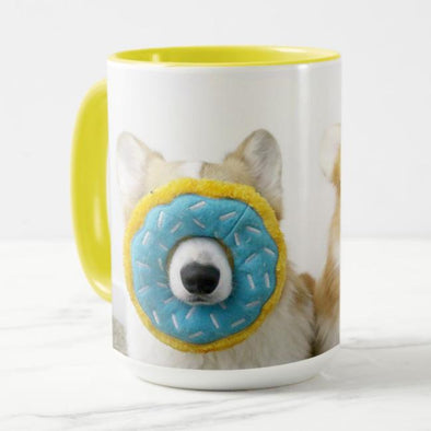 Corgnuts Coffee Mug