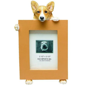 Welsh Corgi Picture Frame