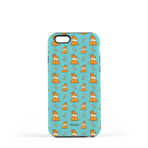 Corgi Butts & Bones Phone Case