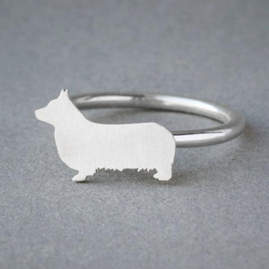 Pembroke Welsh Corgi Ring
