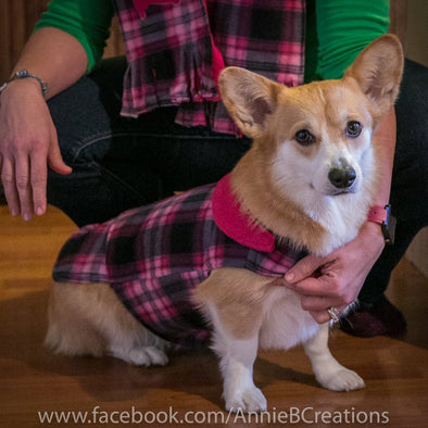 Corgi Fleece Sweater