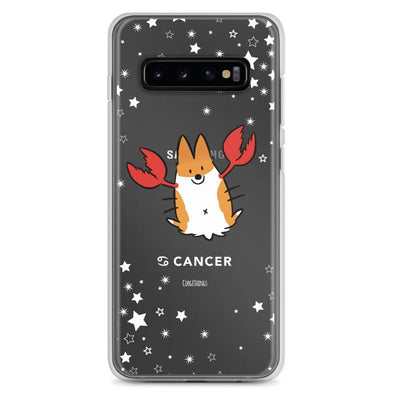 Cancer | Corgi Horoscope Samsung Phone Case