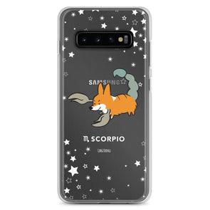 Scorpio | Corgi Horoscope Samsung Phone Case