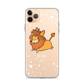 Leo | Corgi Horoscope iPhone Case