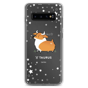 Taurus | Corgi Horoscope Samsung Phone Case