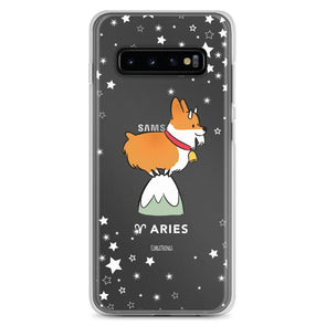 Aries | Corgi Horoscope Samsung Phone Case