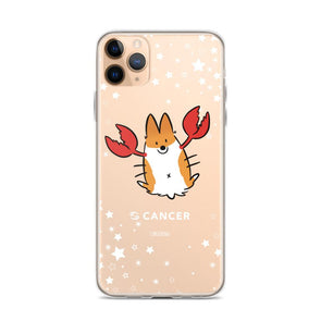 Cancer | Corgi Horoscope iPhone Case