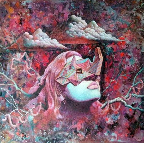 Tyler K. Rauman is Montreal Canadian artist who paints realist and surreal pop art