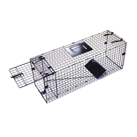 Collapsible Live Animal Trap