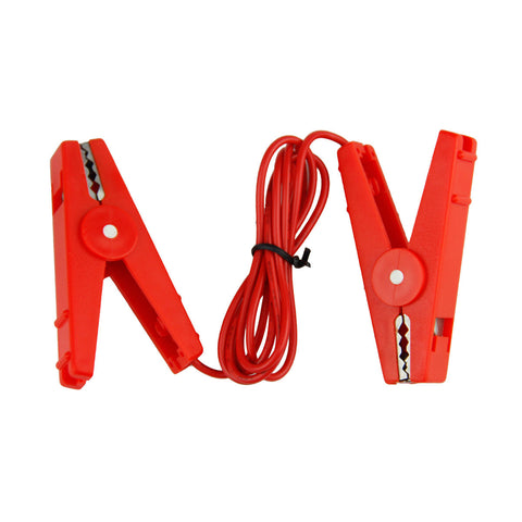 Farmily Jumper Leads Wire For Portable Electric Fence Red Color
