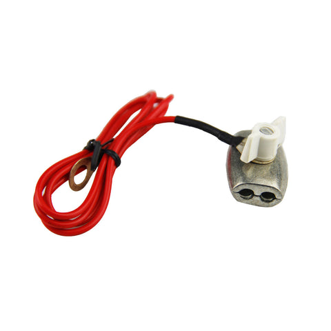 Farmily Energizer to Polyrope Connector Wire for Electric Fence Charger and Wire