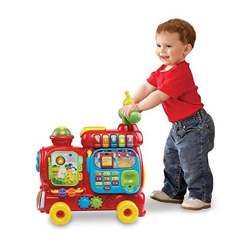 Mega Bloks Block Scooping Wagon Building Set, Red