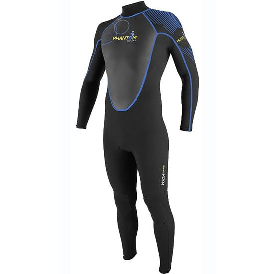 Phantom Aquatics Men's Voda Premium Stretch Full Wetsuit