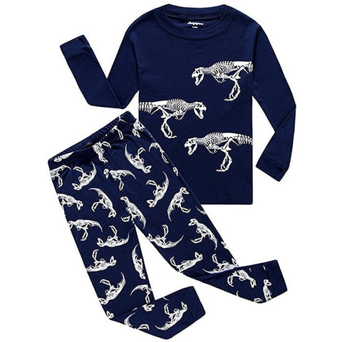 Babypajama Dinosaur Little Boys' Pajamas Sleepwears