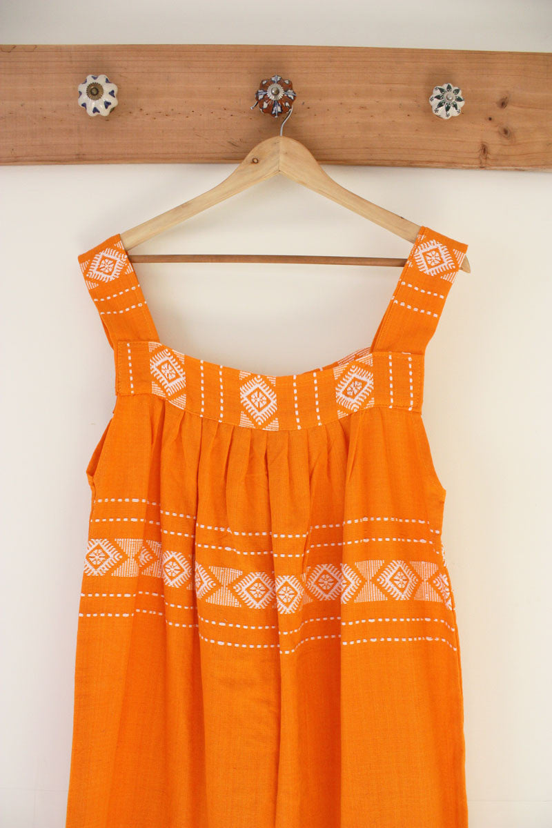 Zesty Festival Dress