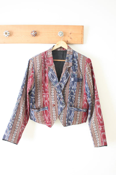 That IKAT Jacket