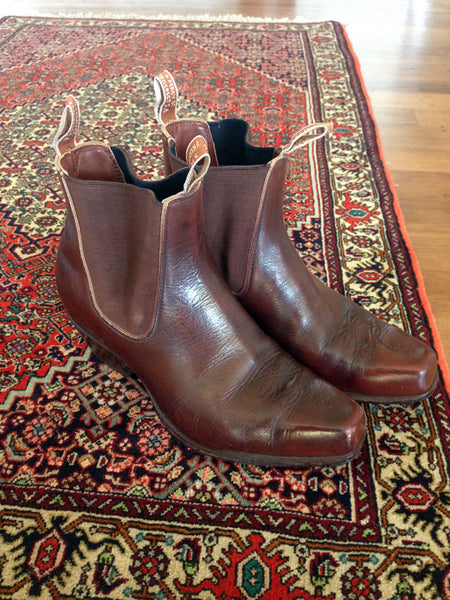 RM Williams Cuban Heel Boot