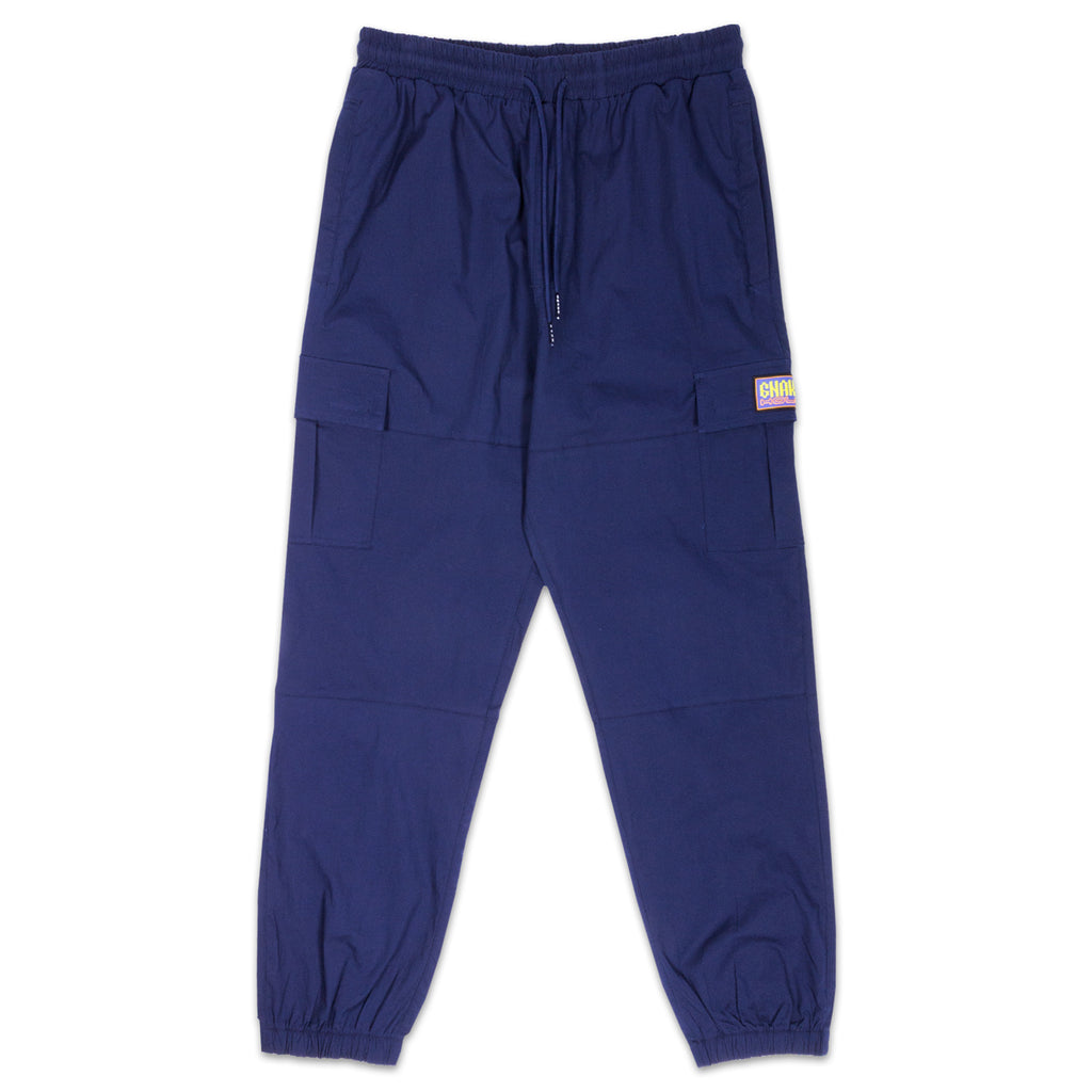 Marathon Cargo Spray Pant - Navy
