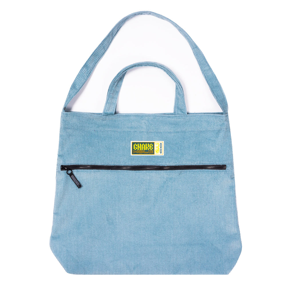 Phat Cat Tote Bag - Baby Blue