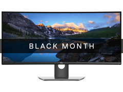 Monitor Ultrasharp Curved 34 - U3419W