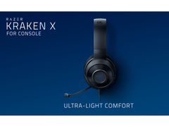 Razer Kraken X Headset For Console