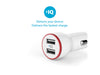 Anker PowerDrive 2 + Micro USB