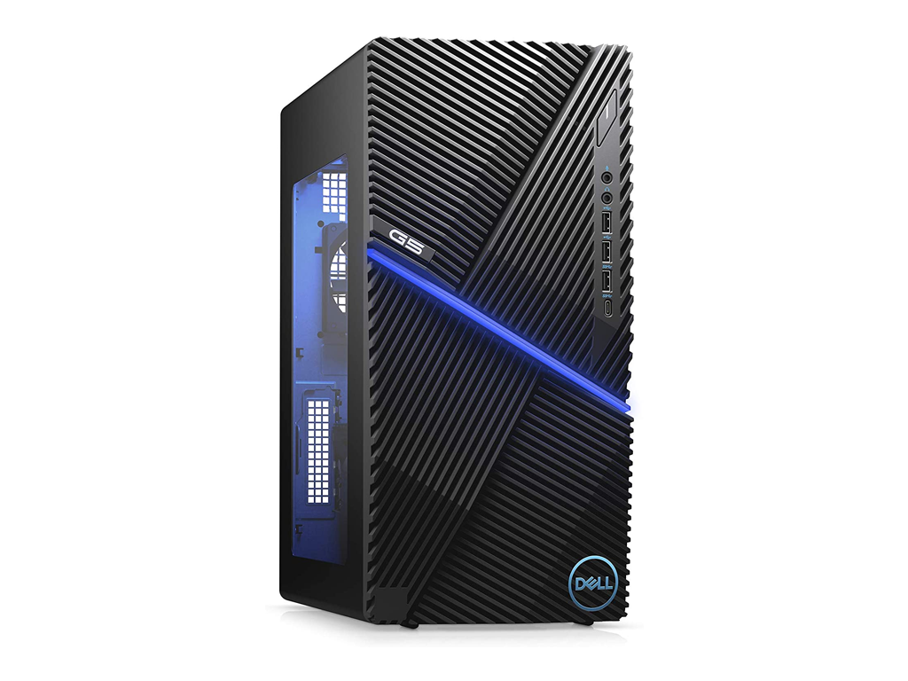 Inspiron G5 Gaming Desktop - 5000 (Core i7 - 16GB - 1TB SSD - RTX 2060)