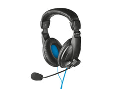 Trust Quasar USB Headset Black