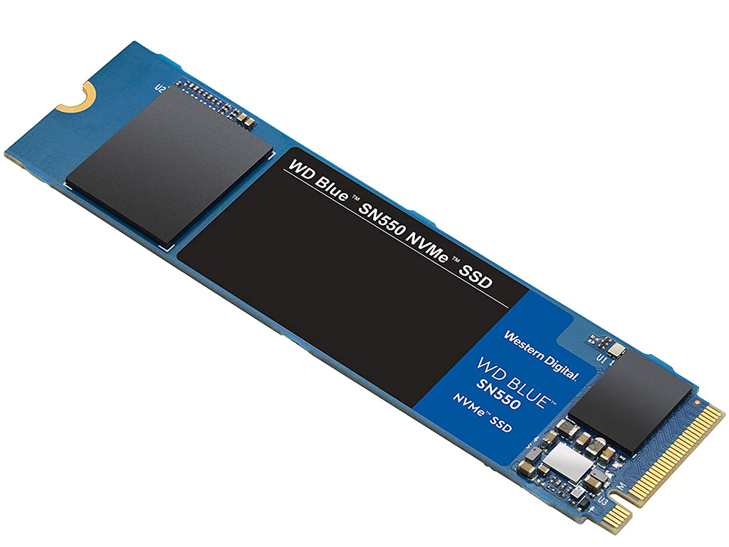 WD Blue 250GB M.2 NVMe SSD