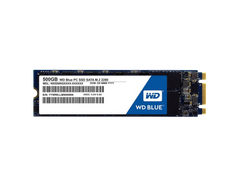 WD Blue M.2 SATA SSD 500GB