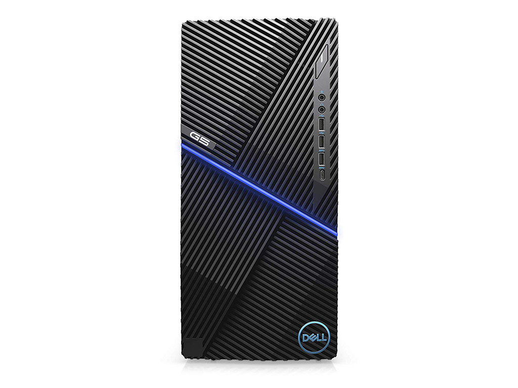 Inspiron G5 Gaming Desktop (Core i7 - 16GB - 1TB SSD - GTX 1660)